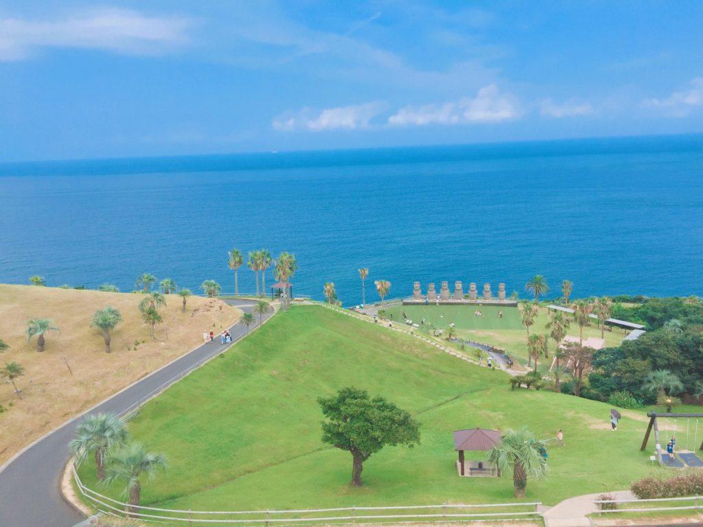 니치난-해변1