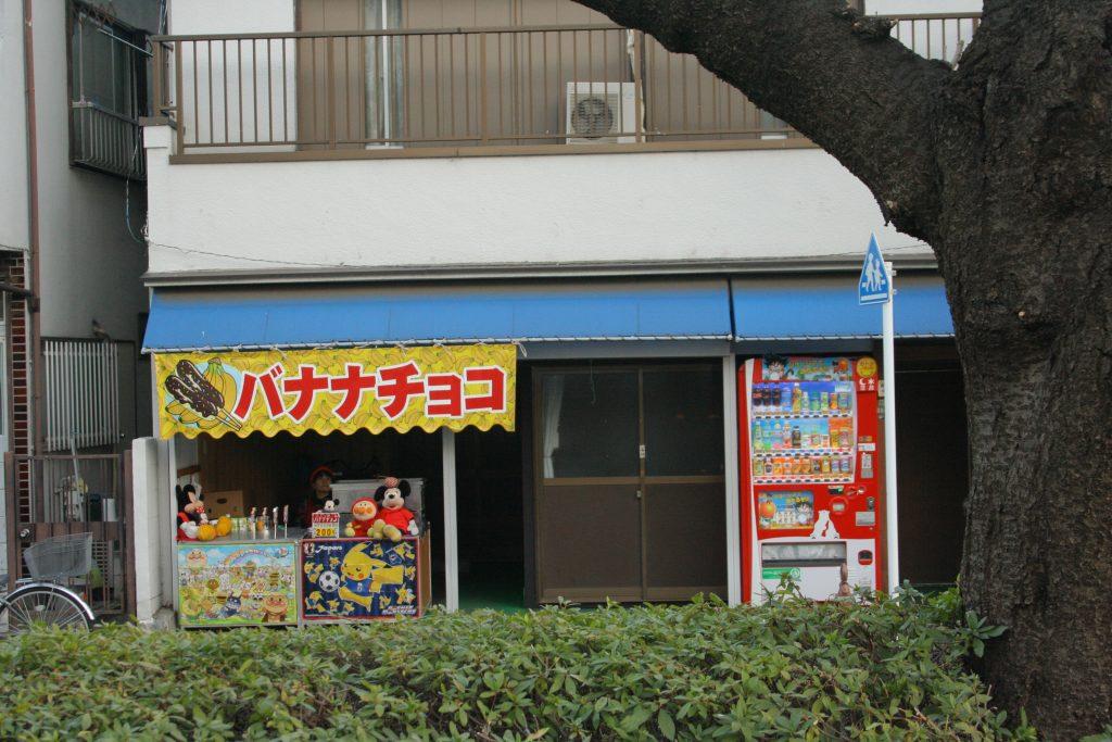 도쿄-아라카와-유원지-가는길1