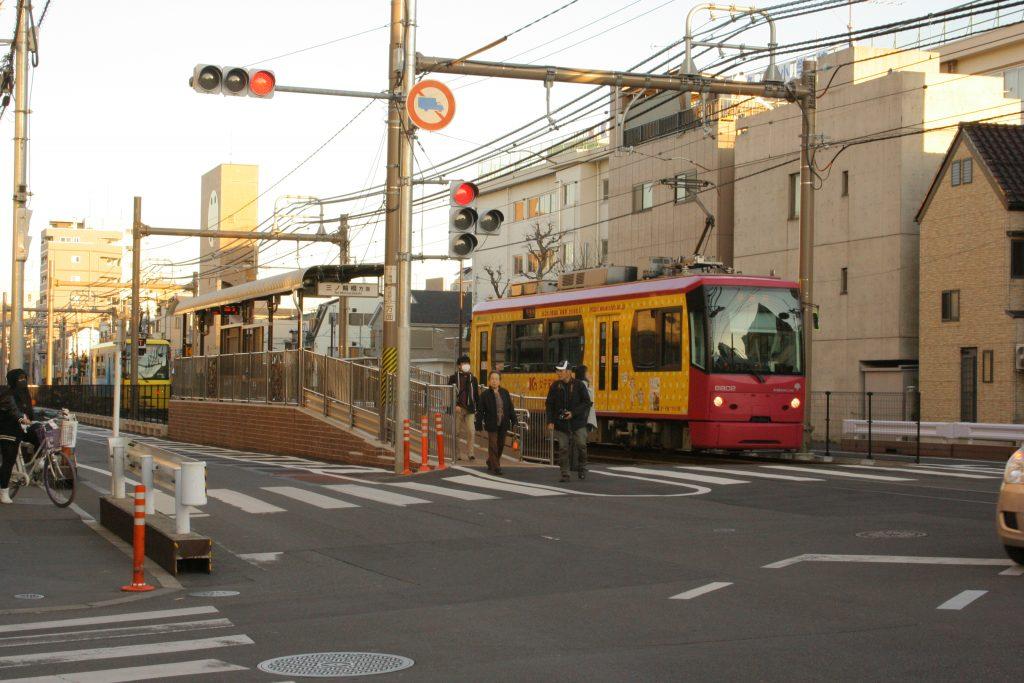 도쿄-아라카와-유원지-가는길2