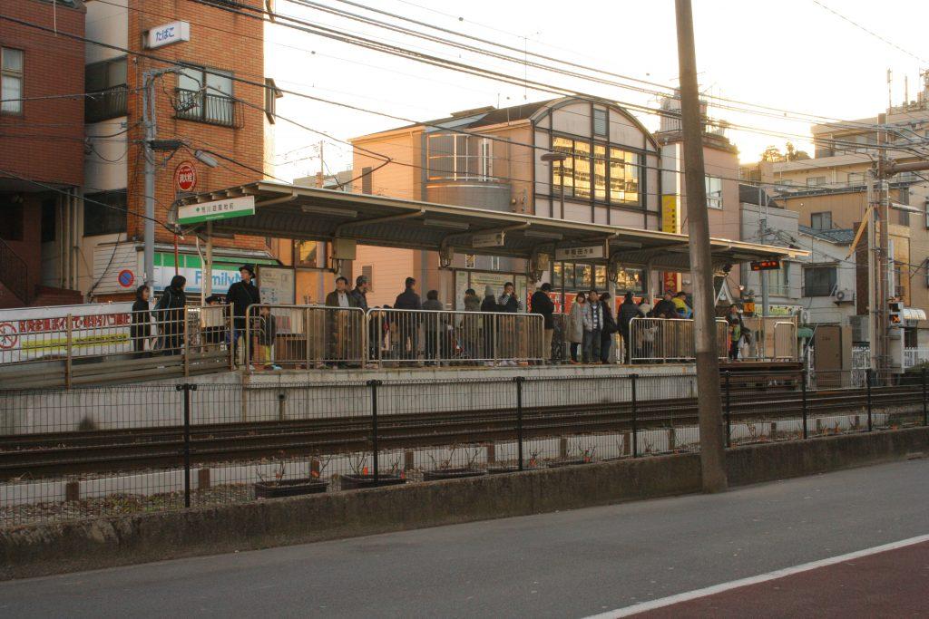도쿄-아라카와-유원지-가는길3