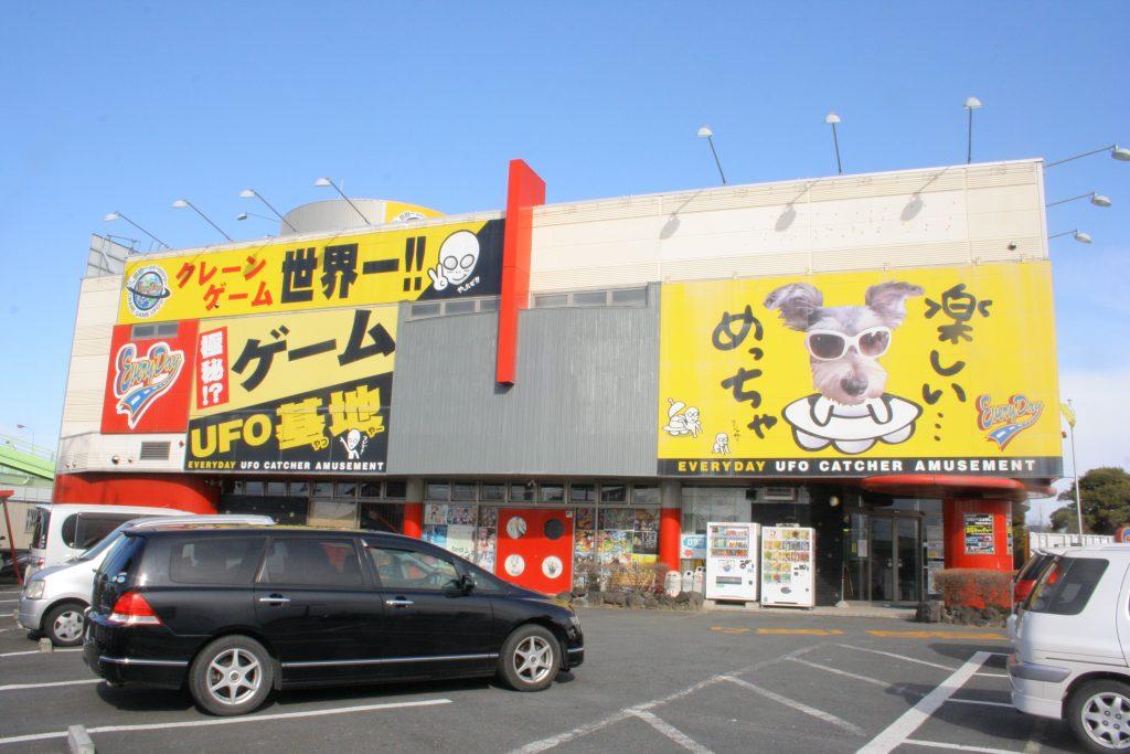 도쿄근교여행-사이타마-교다시-게임센터2