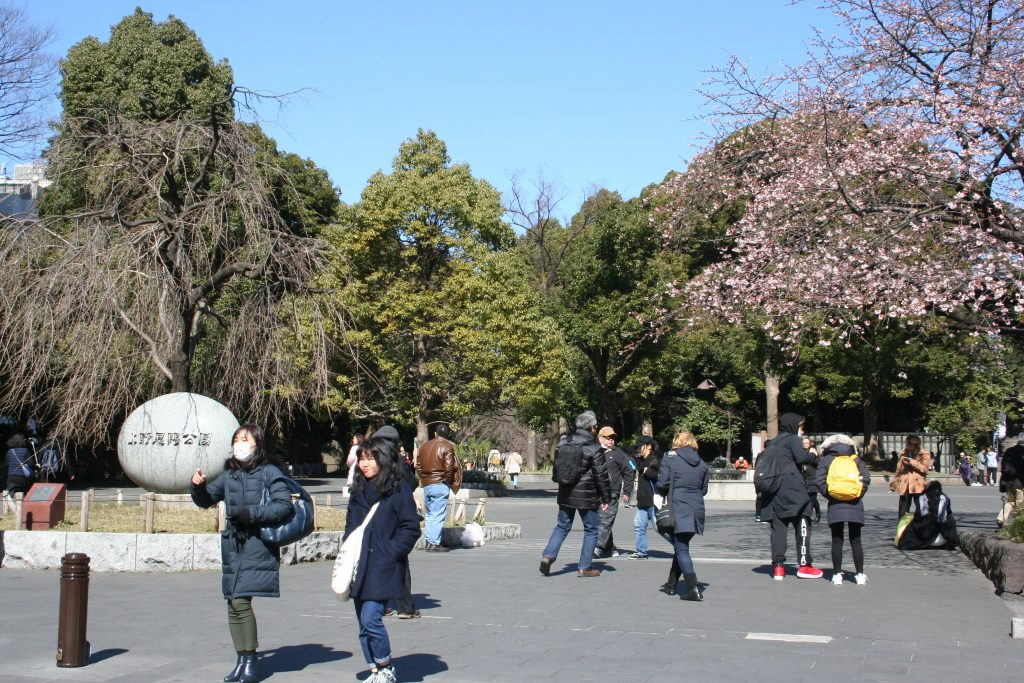 도쿄-우에노-어린이도서관1
