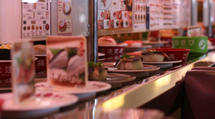 회전초밥-하마즈시