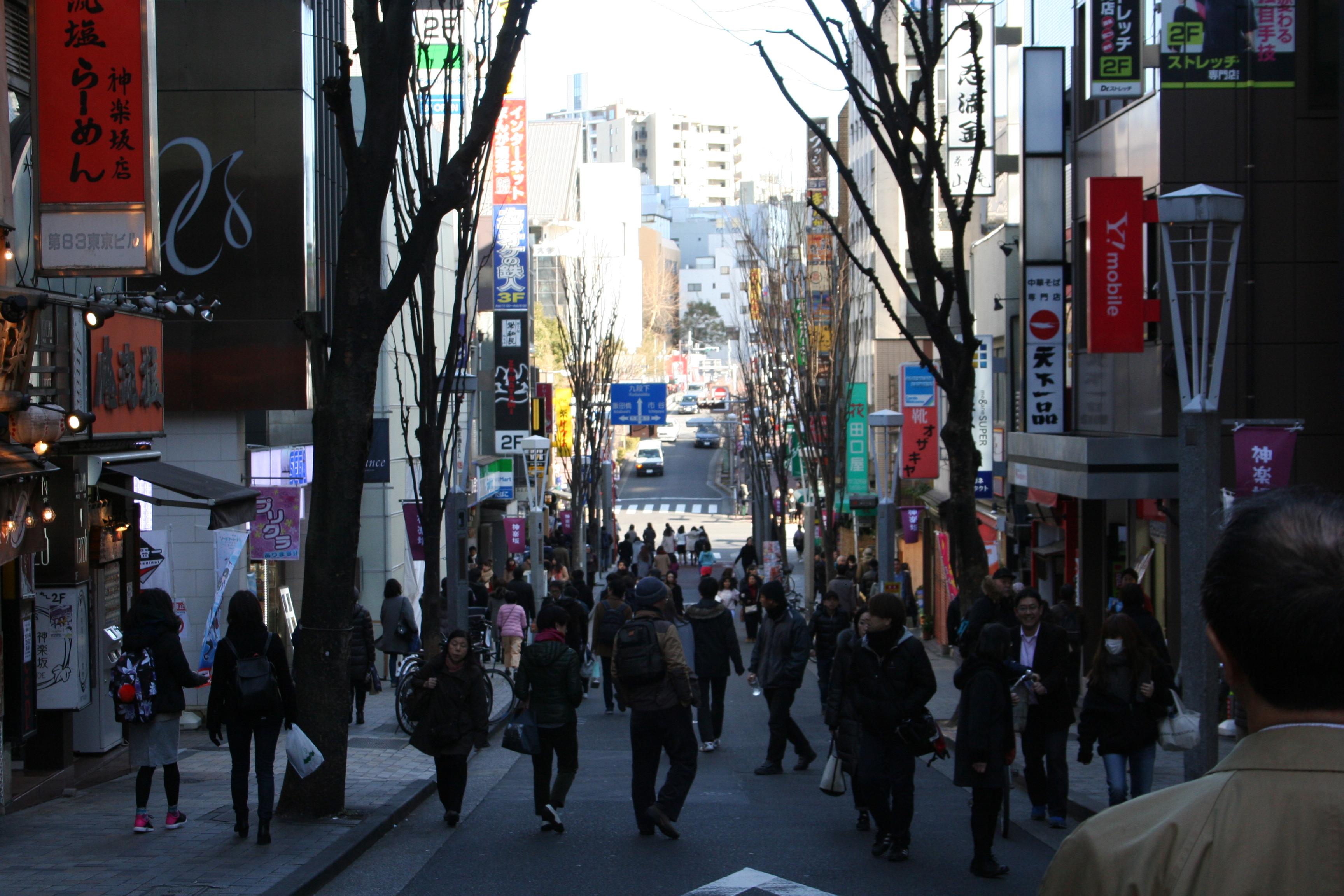 도쿄-카구라자카24